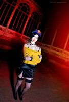 Nana Osaki cosplay by ThelemaTherion