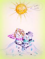 love melts by dr4wing-pencil