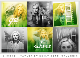 Taylor's Icons by Calumnia