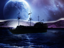Black Pearl - At World's End by naniiorigliasso
