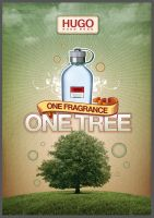 One Fragrance, One Tree by sebakd