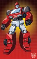 G-1 Ironhide by Dan-the-artguy