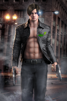 Hero - Leon S. Kennedy by DemonLeon3D