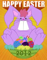 Happy Easter 2012 by juniorbethyname