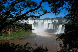 Iguazu waterfalls 6 by LLukeBE