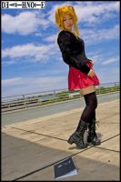 Death Note - Misa Amane 02 by thebakasaru