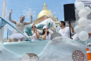 2015 Boston Pride Parade, To Be Cool On Ice 2 by Miss-Tbones