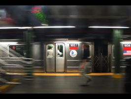New York City Subway by KoDuckie