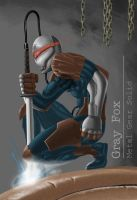 Metal Gear Solid: Cyborg Ninja by Melchman