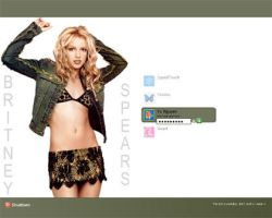 Britney Spears 1280x1024 by voodoo411
