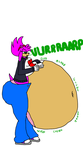 Fleetway - Amy Rose Vore by Ant-D