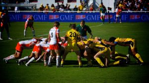 Rugby - Biarritz Albi 2 by Abylone