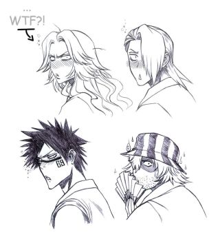 BLEACH - Keep WTFing 2 - by Washu-M