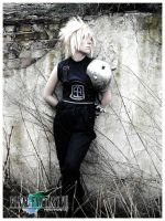 Final Fantasy VII: Waiting by wtfproductionsskits