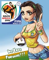 World Cup 2010 by W-Pulga