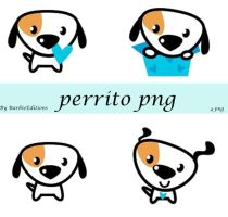 perrito png by BarbieEditionsYT