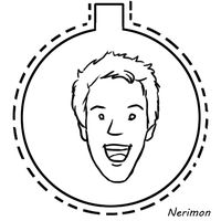 Nerimon Ornament by TheBluekulele