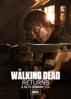 The Walking Dead Daryl Poster by jevangood