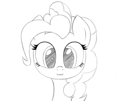 Meow? (sketch) by HeavyMetalBronyYeah