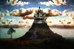 The house on the hill by tiska