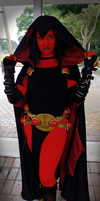 Demon Raven - DC Comics by Soylent-cosplay