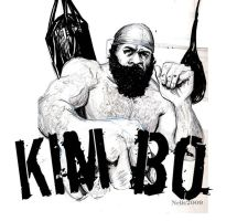 Kimbo Punch by nellz86