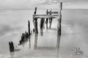 Pier's Past by AbstractedRealism
