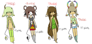 Mauen Adopts 2 : CLOSED by starry-eyed-euon