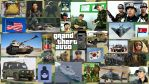 Grand Theft Auto: Military (GTA Military) by bhw2279