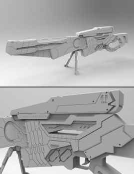Assault Dominator WIP by Laitz