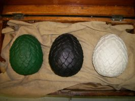 Dragon Eggs (preview?) by Fruits-Punch-Samurai