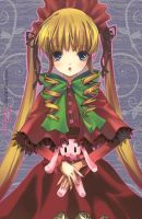 COLLAB--Shinku, Rozen Maiden by poli-chan