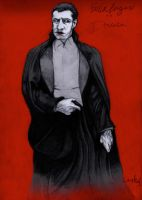 My Heroes No. 1: Bela Lugosi by countevil