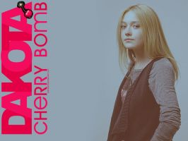 Dakota Fanning Wallpaper by Lermanita