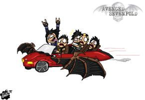 Bat Country by A7XSparx