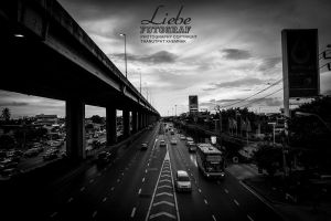 High way to home by Thanutpat