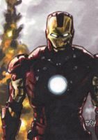 Iron Man PSC by tdastick