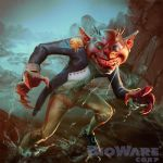 Age of Champions Sunscape imp by anotherdamian