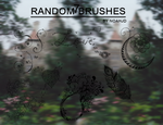 7 Random Brushes /brushes/ by iCrystals