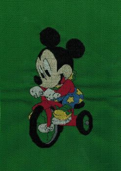 Mickey Mouse bike by Jazzcat-27