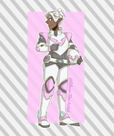 Pink Paladin by Ethan-The-Artist