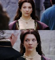 Anne Boleyn by KissingButterfly