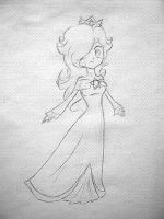 Princess Rosalina by Derochi