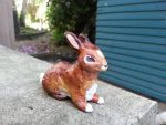 My first sculpey bunny by nienor