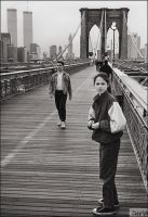 Brooklyn Bridge - 1992 by SUDOR