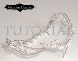 Faerie Bracelet Tutorial by VectoriaDesigns