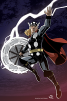 Thor by Tloessy