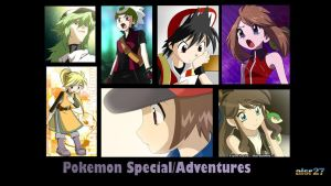 Pokemon Special Charcters by Xalsr27X