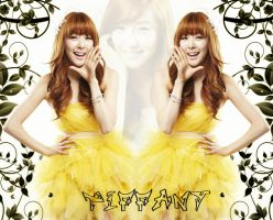 Tiffany Ace Bed Smartphone Wallpaper by SNSDLoveSNSD