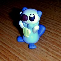 Quick Oshawott by michigoose